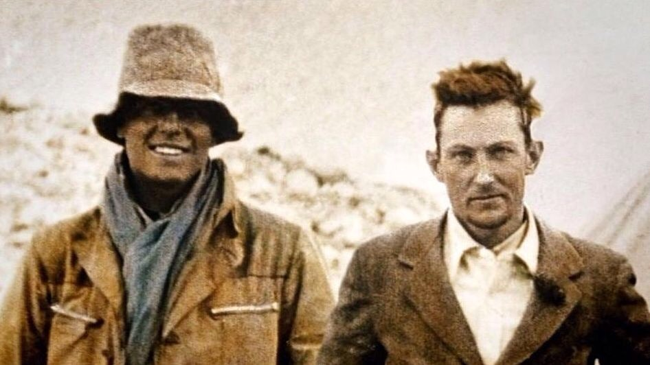 George Leigh Mallory | The Post-Mortem Post George Mallory And Andrew Irvine